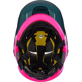 ABUS Montrailer ACE MIPS Casco MTB, fuchsia pink